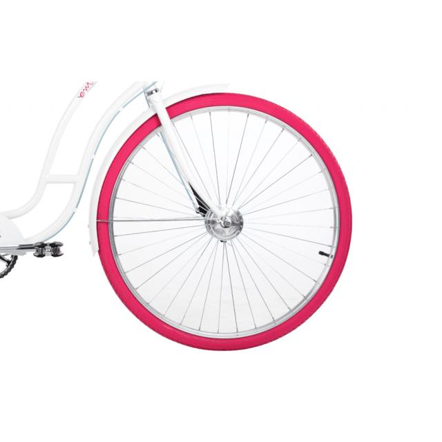 Cruiser Fuksja pink/red